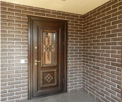 Доломит – бетонный декоративный кирпич в интерьере