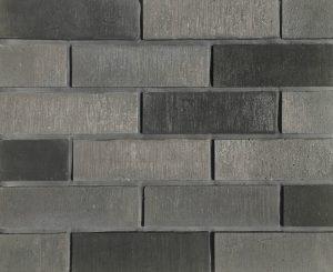 Декоративный кирпич в серых тонах Берг 1-42-01